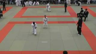 内柴旗少年少女柔道大会4回戦