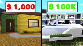 How to earn your FIRST 100k On Bloxburg (Roblox)