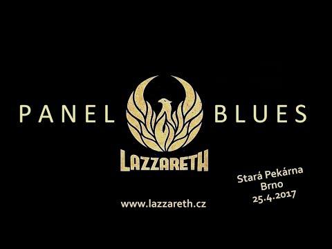 Lazzareth - LAZZARETH - Panel blues [Official Live Video]