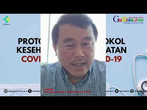 VIDEO: Halim Ingatkan Masyarakat Kuansing untuk Patuhi Protokol Kesehatan