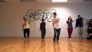 """Nick Flores Choreography- """"Let's Get It On"""""""