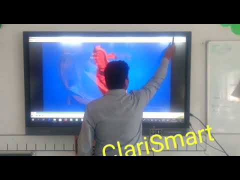 Online (YouTube) Classes Smart Interactive Panel