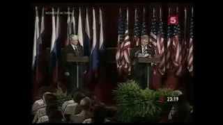 Как Ельцин отдавал страну США, и как выдвинул Путина