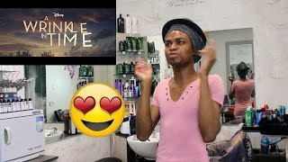 """Sade   Flower Of The Universe (From Disney's """"A Wrinkle In Time"""") [Official Lyric Video] 