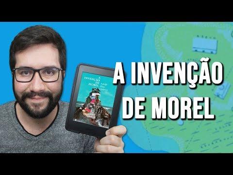 A INVENÇÃO DE MOREL, de Adolfo Bioy Casares - Resenha