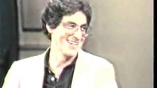 Harold Ramis @ David Letterman, National Lampoon