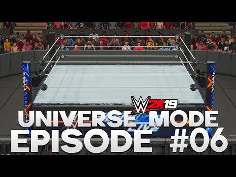 WWE 2K19 | Universe Mode - 'WHERE DID EVERYBODY GO?!' | #06