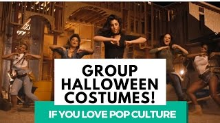 Top 9 Best Group Halloween Costumes! (2016) | Hollywire