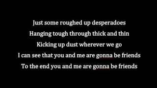 "Blake Shelton ""Friends"" (Official Lyric Video)"