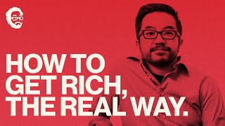 STOP Chasing Money -- Chase WEALTH.   How To get RICH   Garry Tan's Office Hours Ep. 4