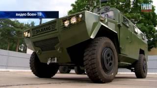 Китайские Бронеавтомобили поступили на вооружение