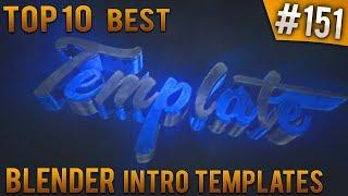 Top 10 best blender intro templates 151 free download endlessvideo maxwellsz