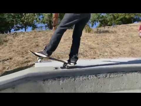 Broken Bones Brigade   Moraga Skatepark   July 2015   Concord, Ca Skateboarding