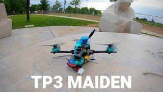 Toothpick 3 Maiden Flight | FPV Freestyle