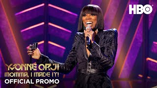 "NEW ON TV: Yvonne Orji ""Momma, I Made It!"""