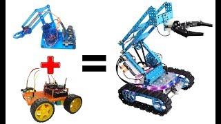 Выставка роботов в Пекине: самые новые и крутые роботы 2019