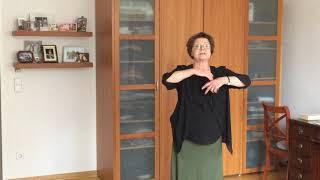Ballett Übung 1 für Kinder 5-6 Jahre