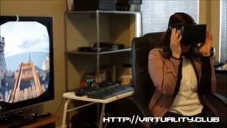 Virtuality club - Oculus Rift Видео