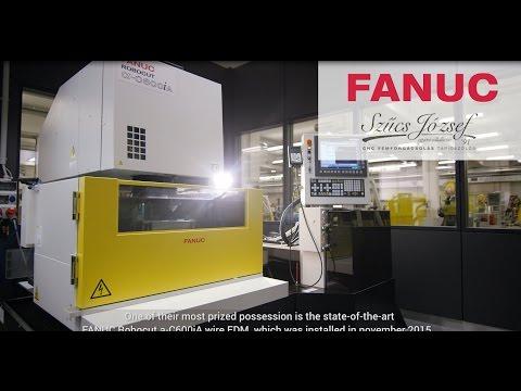 FANUC Robocut Success Story
