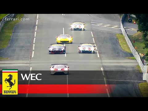 WEC - 24 Hours of Le Mans Highlights