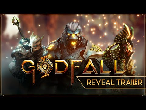 Gearbox《GODFALL》發表