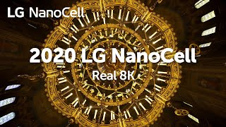 YouTube Video 7Hi4unBgw7Q for Product LG NanoCell 99 8K TV (Nano99) by Company LG Electronics in Industry Televisions