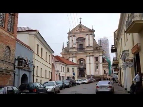 Вильнюс - столица Литвы