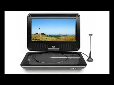 Dual DVD-P 905 Tragbarer DVD-Player
