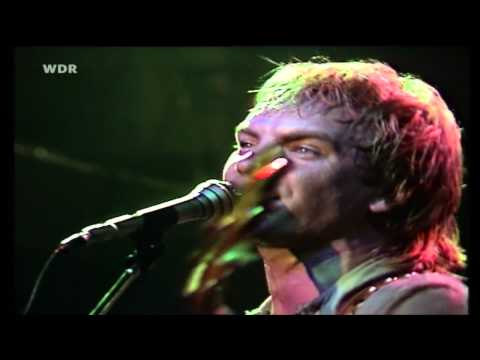 The Police - Message In A Bottle (live in Hamburg '80)
