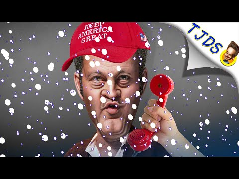 Vince Vaughn Abandoned At Trump Rally!
