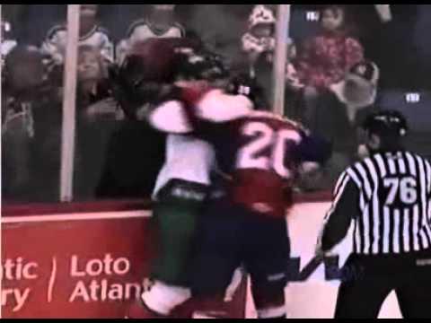 Olivier Croteau vs. Sawyer Hannay