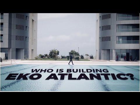 Eko Atlantic Lagos Nigeria | Who is Building it?