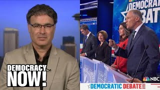 """""""Who Is the DNC Loyal To?"""" Dahr Jamail Questions DNC Veto of Primary Climate Debate"""