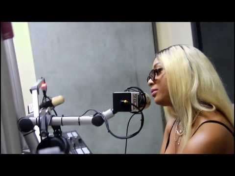 South African artiste Nadia Nakai Speaks on Xenophobic Attacks on 'What's Up Lagos'