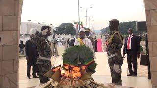 Mali: Le président commémore 58è anniversaire de l