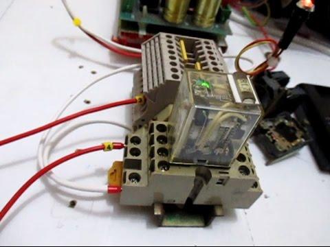 El relé automatismos eléctricos 4