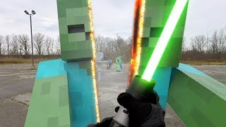REALISTIC MINECRAFT   THE MOVIE ( 2019 )