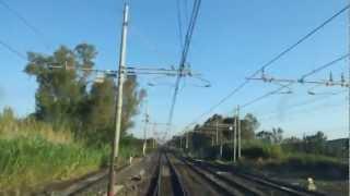 preview picture of video 'Etr 460 mentre attua tra Orbetello e Grosseto'