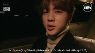 [VIETSUB l JINAHVN][BANGTAN BOMB] 영화 '순정' VIP preview with Jin