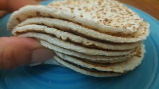 KETO CHAPATI ( Coconut Flour) |  Keto Naan | Low Carb Roti | Keto Tortilla | Low Carb Flat Bread