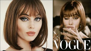ICONIC 60s makeup tutorial | jackie wyers