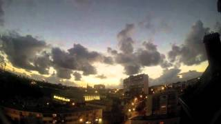 preview picture of video 'lorient la nuit passages d'OVNI'