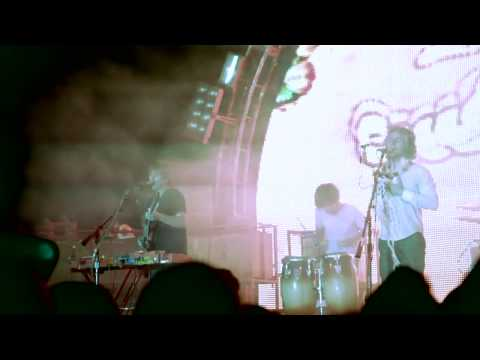The Flaming Lips - The Sparrow Looks Up At The Machine - Summerstage 2010