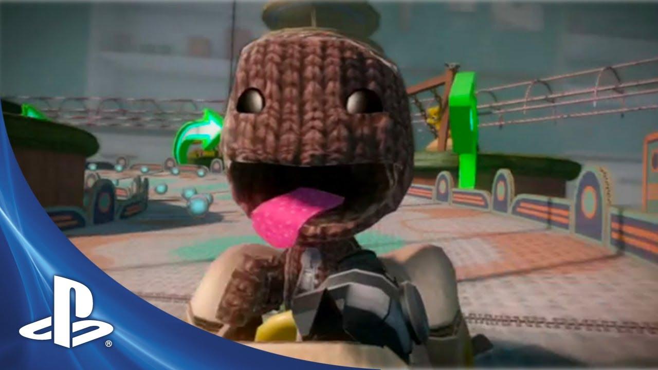 Gamescom 2012: LittleBigPlanet Recap