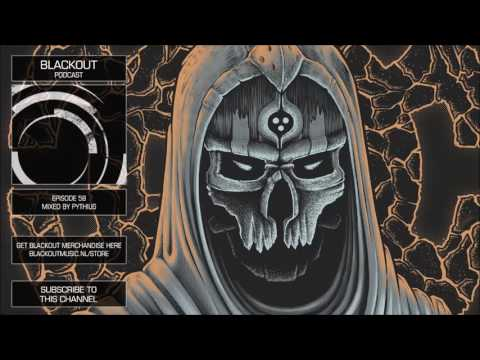 Blackout Podcast 58 - Pythius [Official Channel] Drum & Bass