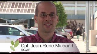 Cpl  Jean Rene Michaud Interview - Royal Inland Hospital Foundation 2015