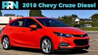 2018 Chevrolet Cruze Diesel Hatchback