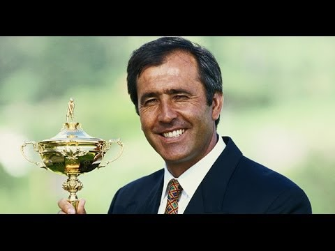 Seve and the Ryder Cup