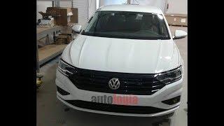 lan amento volkswagen 2018. 2018 VW Jetta More Contemporary Than Before Lan Amento Volkswagen