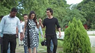 Loveyatri - Varanasi Promotions | Aayush Sharma | Warina Hussain | Abhiraj Minawala | 5th October'18